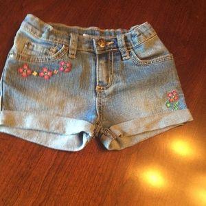 1989 Place denim shorts size 3 T